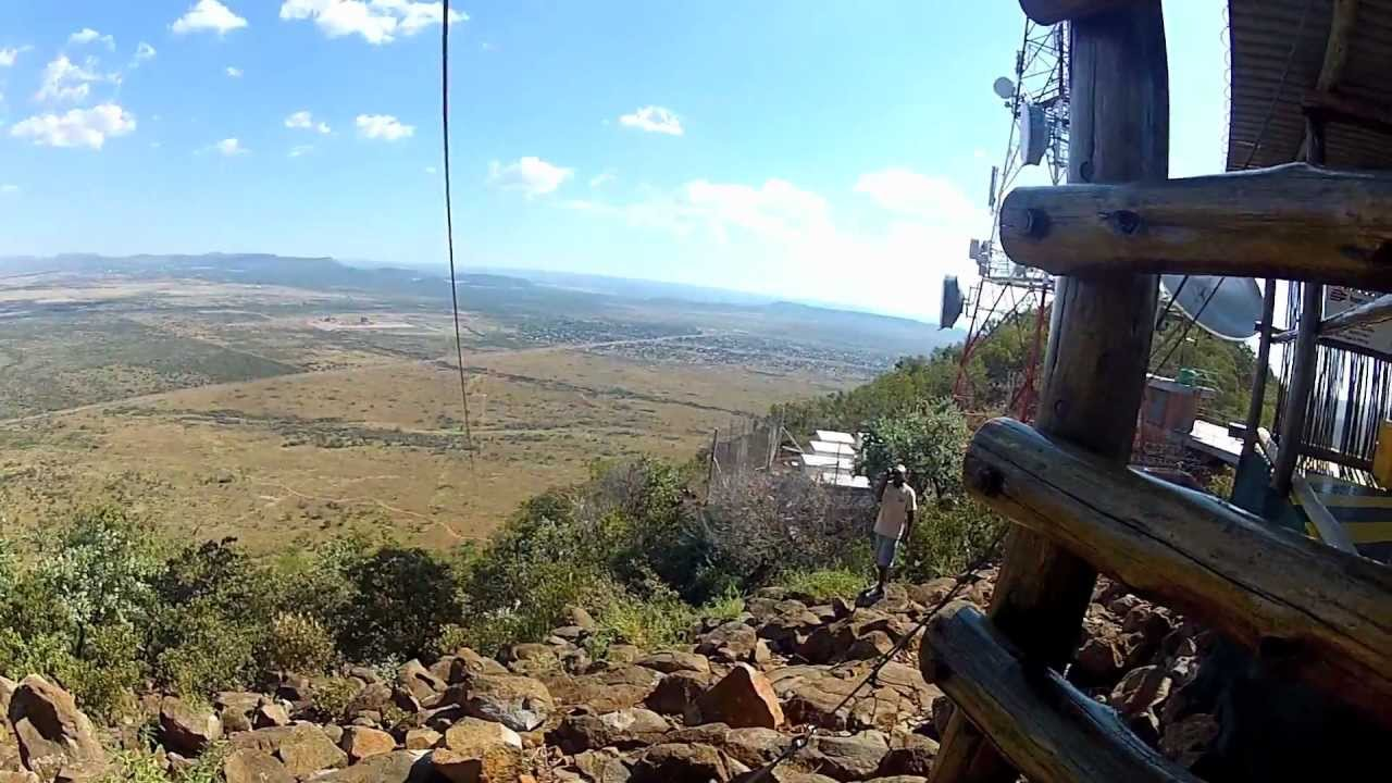 Sun City Zip Slide