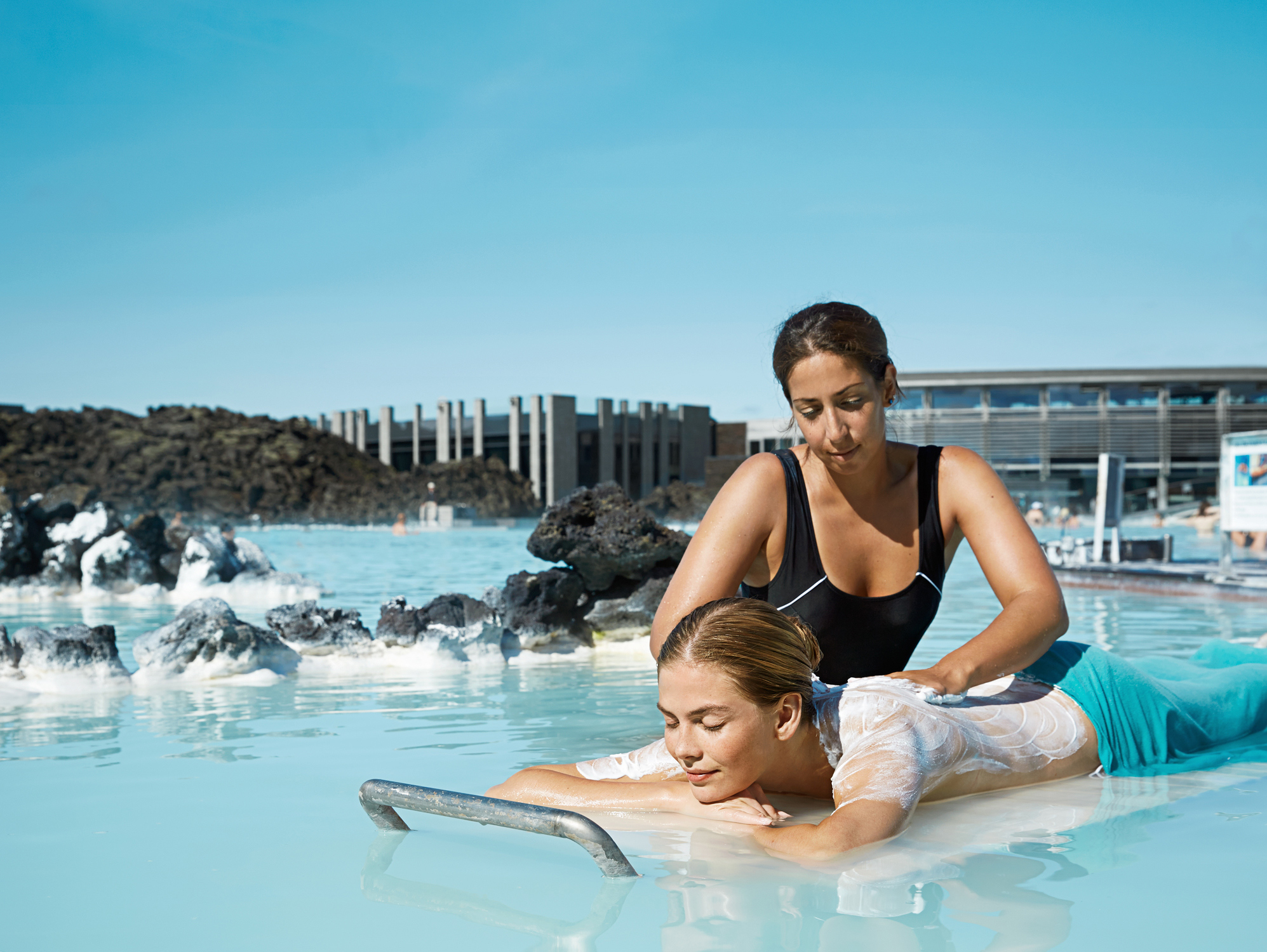 Blue Lagoon In-Water Massage