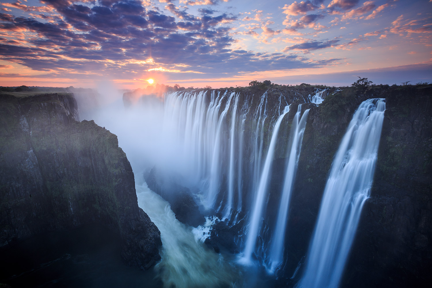 7 natural wonders of the world awe inspiring best places to visit victoria falls publicscrutiny Images