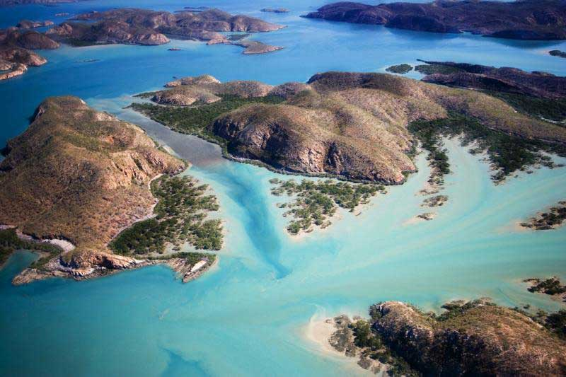 Broome Horizontal Falls